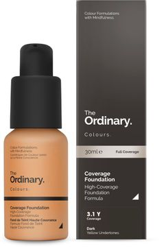 The Ordinary Coverage Foundation 3.1 Y 30ml