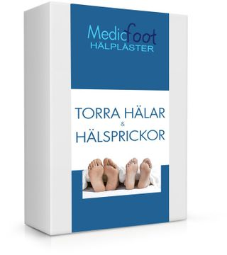 Swedish Solution MedicFoot Hälplåster One-size