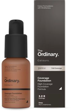 The Ordinary Coverage Foundation 3.2 R 30ml