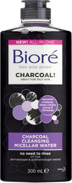 Bioré Charcoal Micellar Water 300 ml