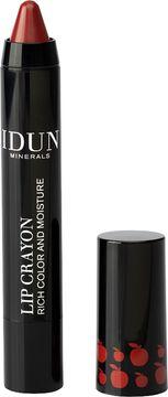 IDUN Minerals Lip Crayon Birgit Läppenna, 2,5 g