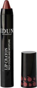 IDUN Minerals Lip Crayon Jenny Läppenna, 2,5 g