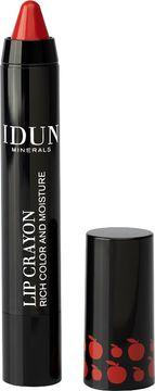 IDUN Minerals Lip Crayon Lill Läppenna, 2,5 g