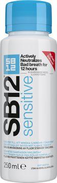 SB12 Sensitive Munskölj, 250 ml