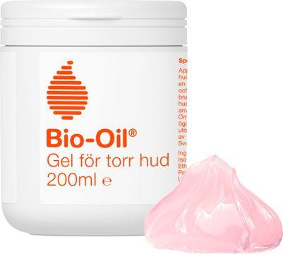 Bio-Oil Gel för torr hud Kroppsgel. 200 ml