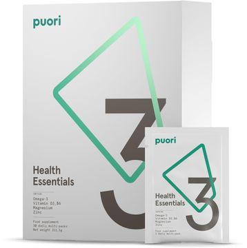 Puori P3 Health Essentials 30 ST