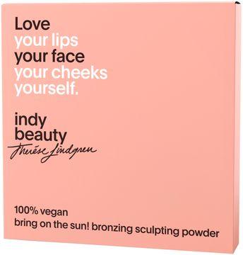 Indy Beauty Danisa Solpuder Ljusbrun. 9,5 g