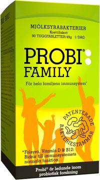Probi Family Tuggtablett, 90 st