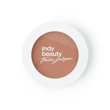 Indy Beauty Milou Solpuder Mörkbrun. 9,5 g