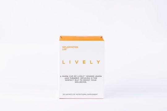 Inflammation Lab Lively Lively Kosttillskott 30 påsar