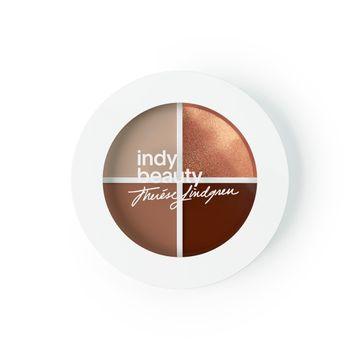 Indy Beauty Ögonskuggspalett Leah 5 gram
