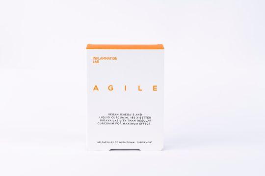 Inflammation Lab Agile Agile Kosttillskott 60 kaps