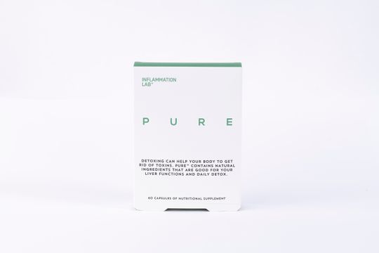 Inflammation Lab Pure Pure Kapslar, 60 st