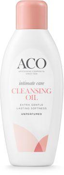 ACO Intimate Care Cleansing Oil Tvättolja för underlivet, 150 ml