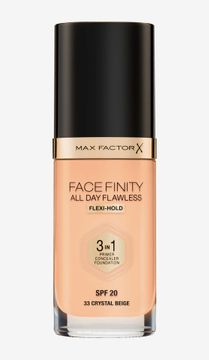 Max Factor Facefinity All Day Flawless Foundation 33 Crystal Beige