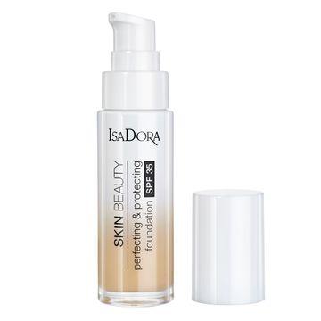 Isadora Skin Beauty Perfecting & Protecting Foundation 05 Light Honey