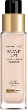 Max Factor Radiant Lift Found 40 Ligth Ivory