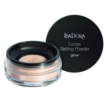 Isadora Loose Setting Powder 20 Glow, Löspuder
