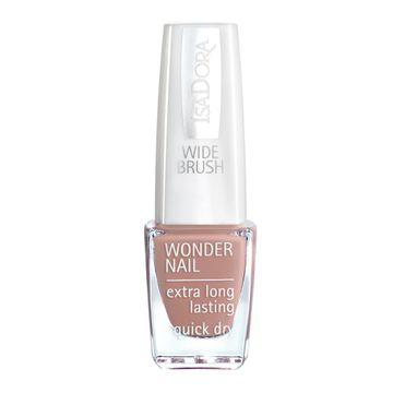 Isadora Wonder Nail 421 Urban Nude. Nagellack. 6 ml