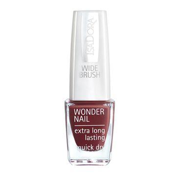 Isadora Wonder Nail 423 Downtown Brown. Nagellack. 6 ml
