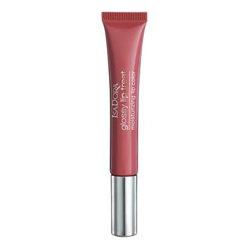 Isadora Glossy Lip Treat 64 Raisin, Läppglans