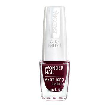 Isadora Wonder Nail 418 Urban Red, Nagellack, 6 ml