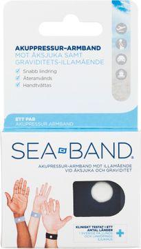 Sea-Band Armband Akupressurarmband, 1 par