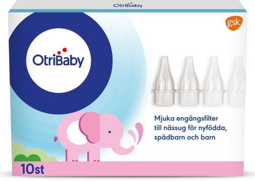 Otri-Baby Engångsfilter Filter till nässug, 10 st