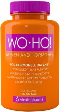 Elexir Pharma WoHo! Kosttillskott. 120 kaps