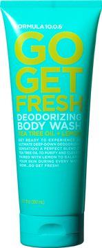 Formula 10.0.6 Go Get Fresh Body Wash. 300 ml