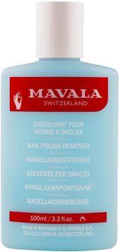 Mavala Nagellacksremover Nagellacksborttagning med aceton. 100 ml.