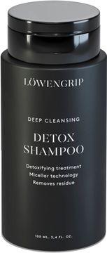 Löwengrip Deep Cleansing Detox Shampoo. Hårschampo. 100 ml.