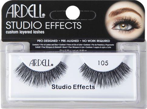 Ardell Studio Effects 105 Lösögonfransar. 1 par.