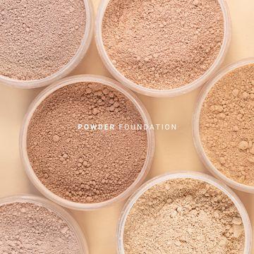 IDUN Minerals Puderfoundation Svea Puderfoundation, 7 g