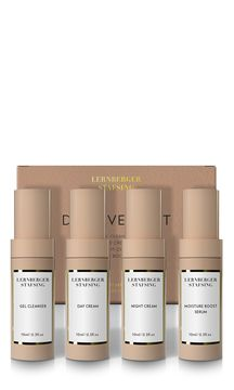 Lernberger Stafsing Skin Care Discovery kit. Ansiktsvård. 4 x 10 ml
