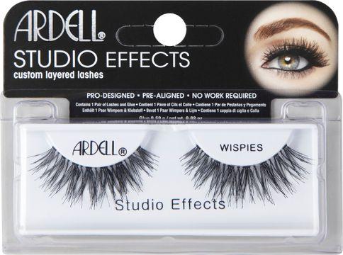 Ardell Studio Effects Wispies. Lösögonfransar. 1 par.
