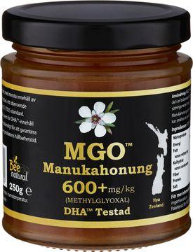 MGO Manukahonung 600+ Honung. 250 g.
