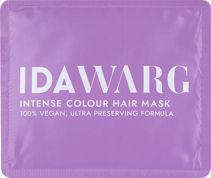 Ida Warg Beauty Intense Colour Hair Mask. Inpackning. 25 ml.