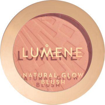 Lumene Natural Glow Blush 3 Nude Glow. Rouge. 4 g.