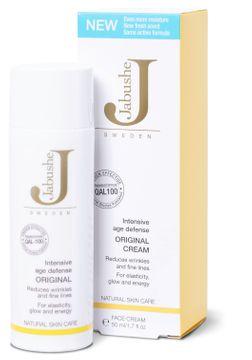 Jabushe Original Cream Anti-age ansiktskräm. 50 ml.