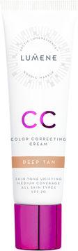 Lumene CC Cream Deep Tan CC dagkräm, 30 ml