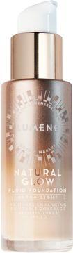 Lumene Natural Glow Fluid Foundation, Ultra Light. 30 ml.