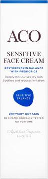 ACO Sensitive Balance Face Cream Mild ansiktskräm. 50 ml.