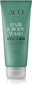 ACO For Men Hair & Body Wash Rengöring för kropp och hår, 200ml