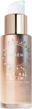 Lumene Natural Glow Fluid Foundation, Fair. 30 ml.