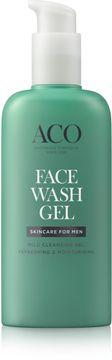 ACO Face Wash Gel For Men Ansiktsrengöring, 200 ml