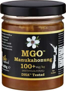 MGO Manukahonung 100+ Honung. 250 g