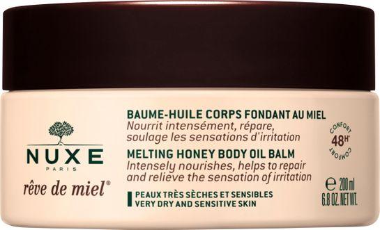 Nuxe Rêve de Miel Body Oil Balm. Kroppsbalm. 200 ml.