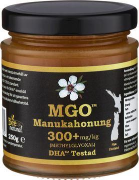 MGO Manukahonung 300+ Honung. 250 g.