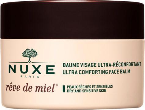 Nuxe Rêve de Miel Ultra Comforting Face Balm. Ansiktskräm. 50 ml.